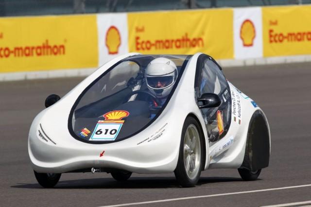 First Bulgarian hydrogen car