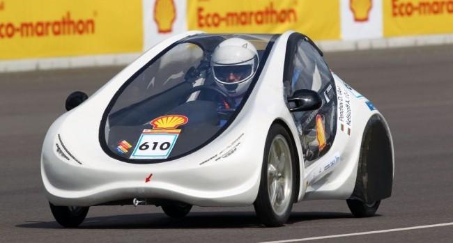 Първият български водороден автомобил 2011